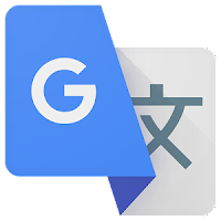 logo de l'appli Android Google Traduction