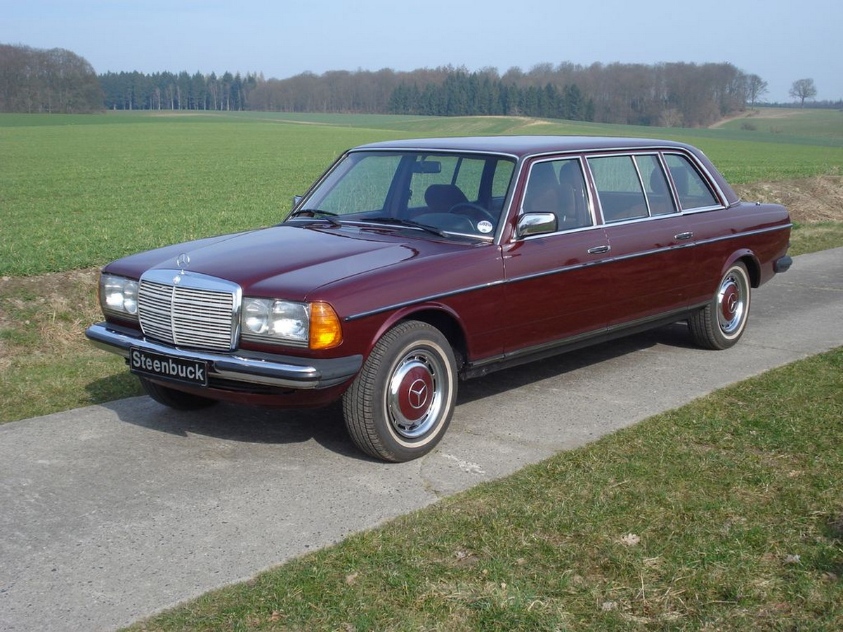 this low mileage mercedes w123 lang will become someone s perfect daily carscoops. Black Bedroom Furniture Sets. Home Design Ideas