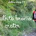 I walk to Bromo Crater