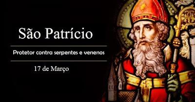 imagem de São Patrício