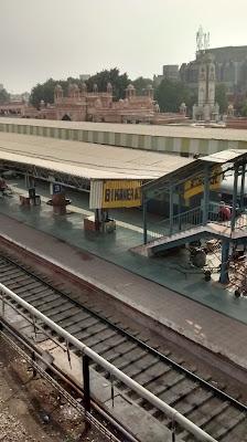 Bikaner junction railway station