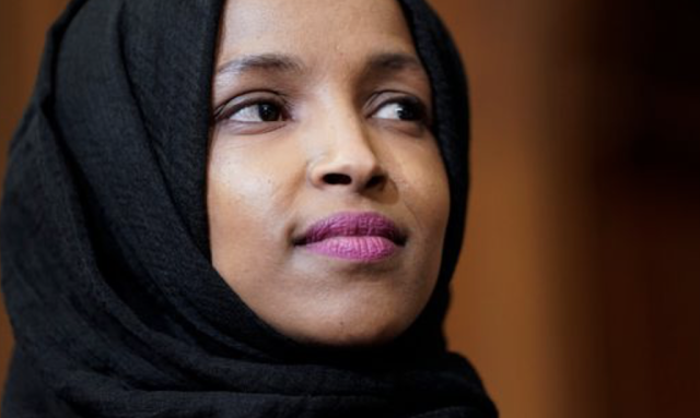 Ilhan Omar should drop anti-Semitic cliches, help change Israel policy