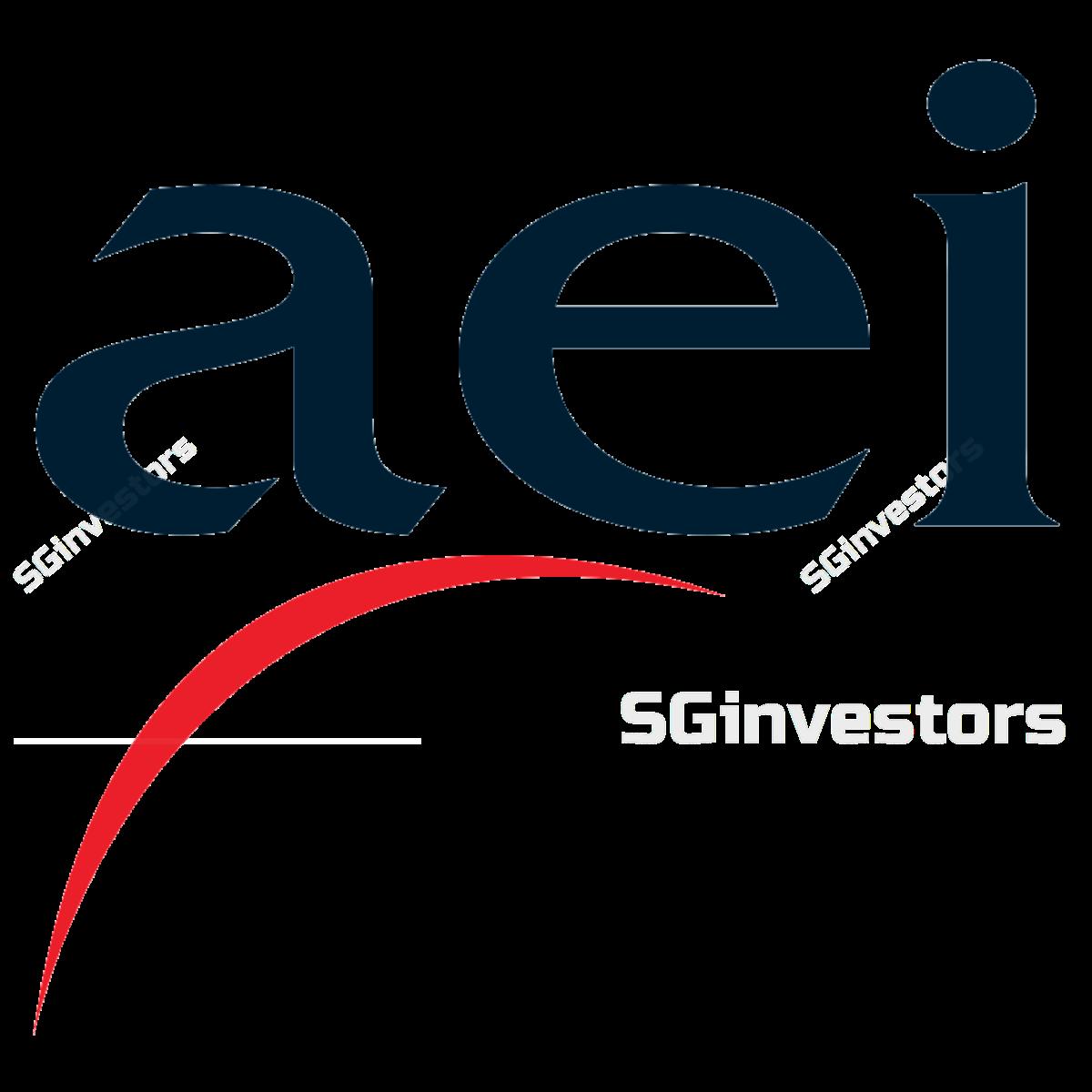 AEI CORPORATION LTD (SGX:AWG) @ SGinvestors.io