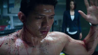 Iko Uwais Mile 22 2018 new images