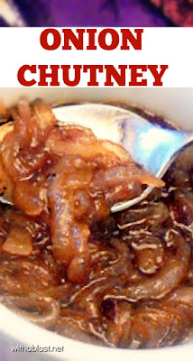 Quick Homemade Caramelized Onions ~ perfect served with steaks, sandwiches, hotdogs and burgers