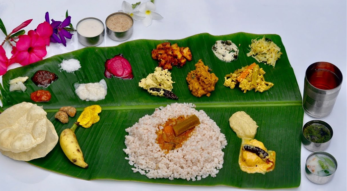 Traditional Onam Special Sadya, Onasadya