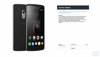 Lenovo Vibe K4 Note Receives Update to A7010a48_S219_160810_ROW