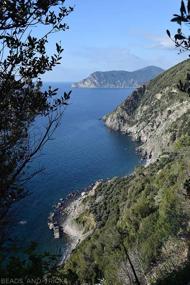 Sentiero azzurro Corniglia a Vernazza Parco Nazionale delle Cinque Terre