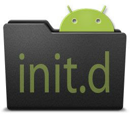 Folder init.d Android