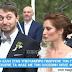 Η αμήχανη στιγμή που ο γιος της Στάη δεν ξέρει το «Πάτερ Ημών» στον γάμο του Αδιάβαστος πιάστηκε ο γαμπρός - Δείτε το βίντεο