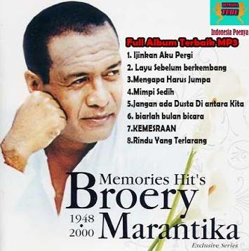 Lagu Broery Marantika Full Album mp3