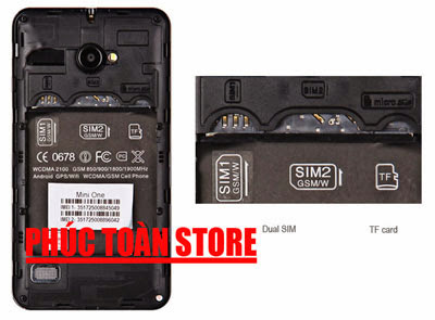 Rom gốc Mini one mt6572 alt