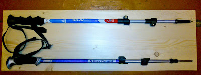 BD Expedition Splav Mountain Poles