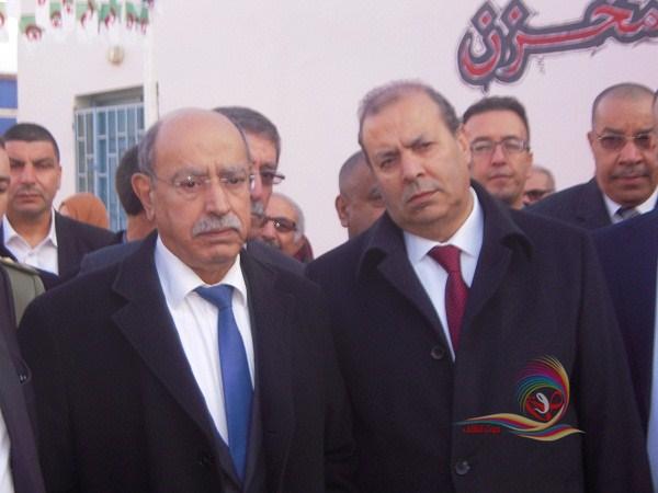وزير التكوين والتعلييم المهنيين من الشلف : مراكز التكوين مستعدة لمعالجة ظاهرة التسرب المدرسي