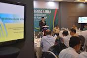Plt Gubernur Aceh Hadir Pertemuan Pemegang Saham Bank Aceh Syariah