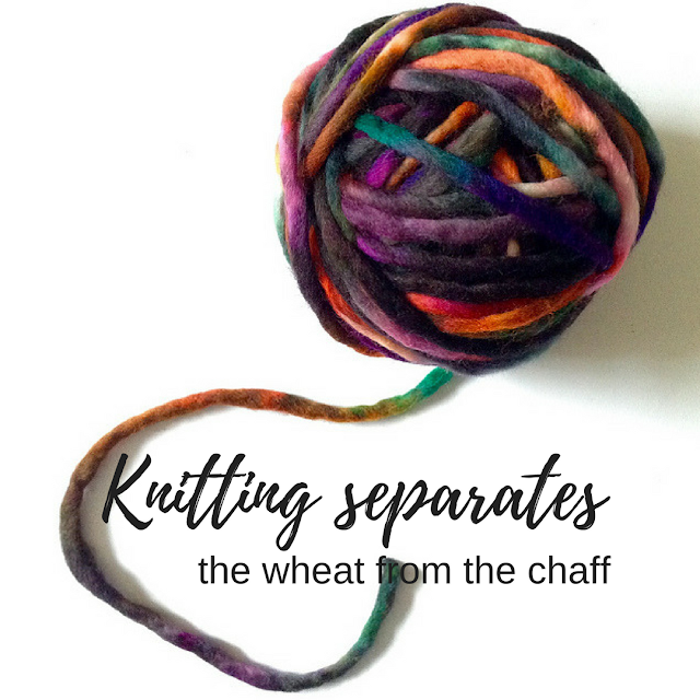 knitters are great problem solvers