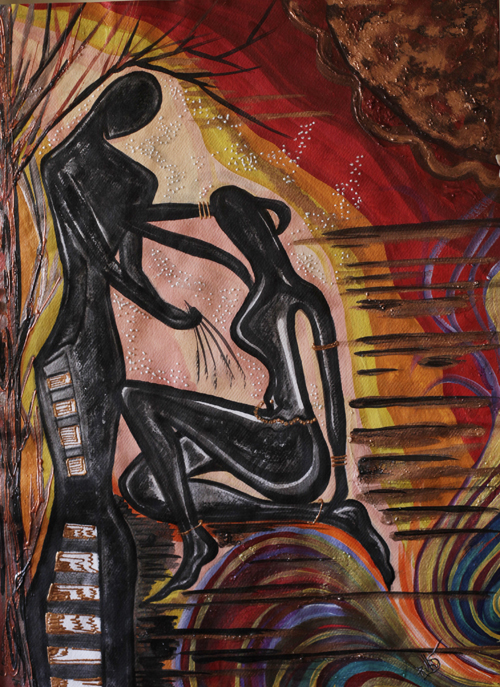 "Gallery Pradarshak: On View at Pradarshak - ""Rhythm of ..."
