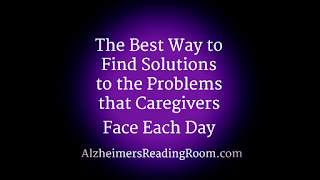 The goal of the Alzheimer's Reading Room is to Educate and  Empower Alzheimer's caregivers, and the entire Alzheimer's community.