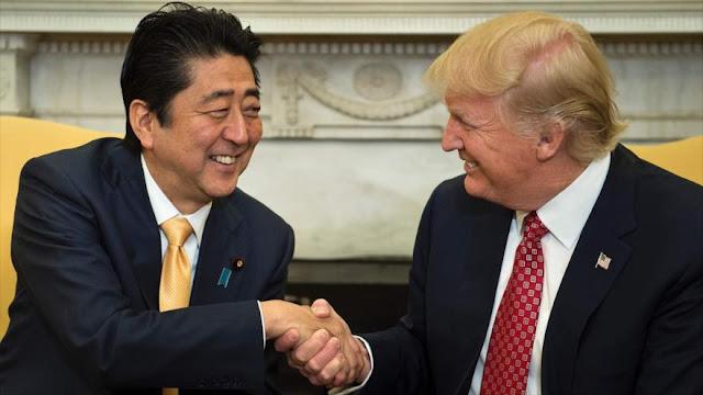 """""""EEUU y Japón llaman a China enemigo para elevar su nexo militar"""""""