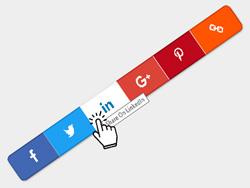 Share Bar Gadget