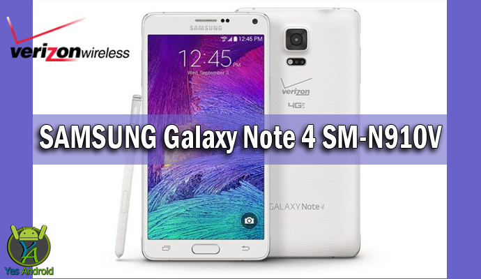 Download N910VVRU2CPJ2 | Galaxy Note 4 SM-N910V