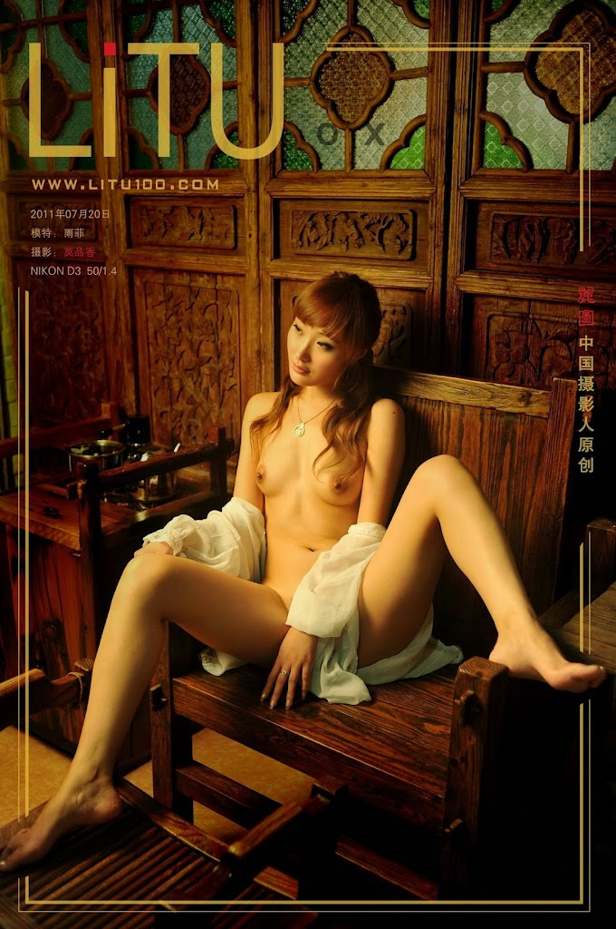 Chinese Nude Model [Litu100] Yu Fei | 18+ gallery photos