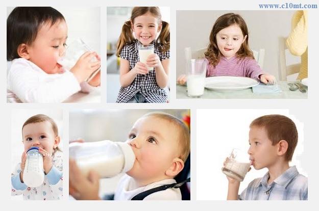 Đặt câu hỏi chuyên khoa nhi về bổ sung sữa canxi [P5]