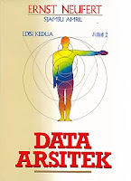Judul : DATA ARSITEK JILID 2  Pengarang : ERNST NEUFERT