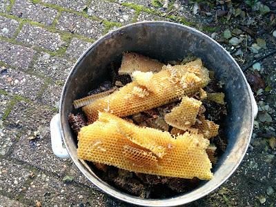 bijenwas raten