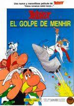 Astérix- El golpe de Menhir