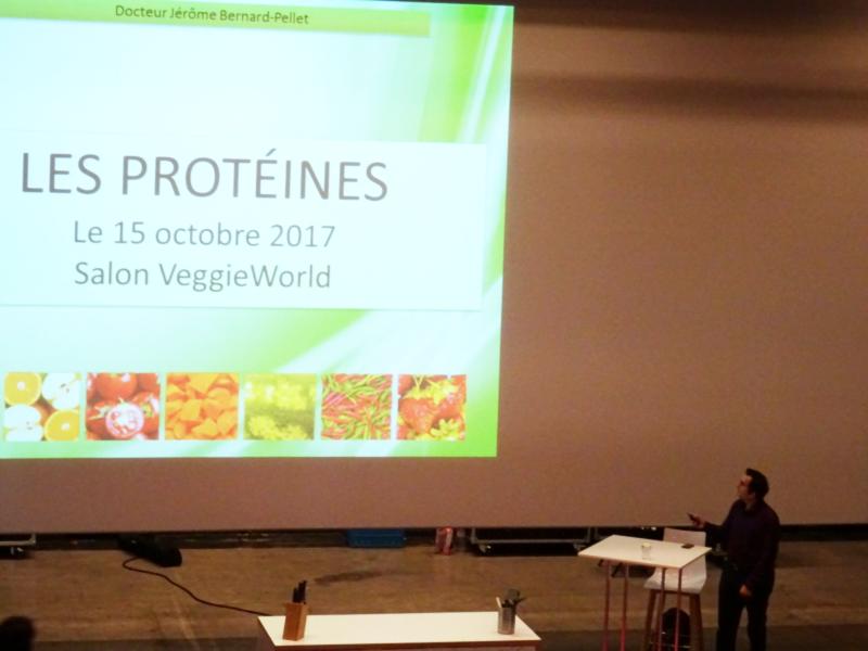 les protéines végétales jerome bernard pellet