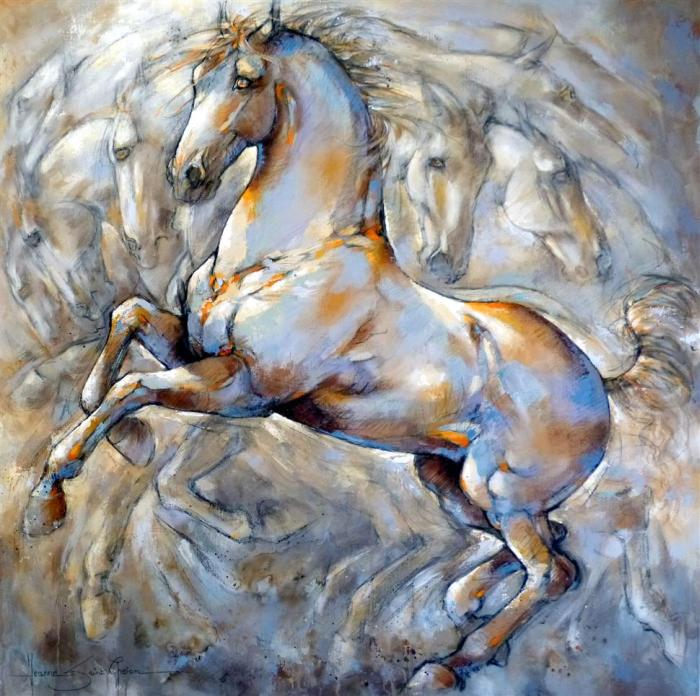 Мощь и элегантность. Jeanne Saint Cheron