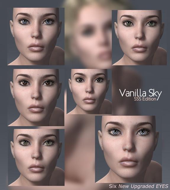 Vanilla Sky SSS Stand Alone