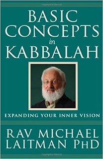 Basic Concepts in Kabbalah by Rav Michael Laitman PDF Book Download