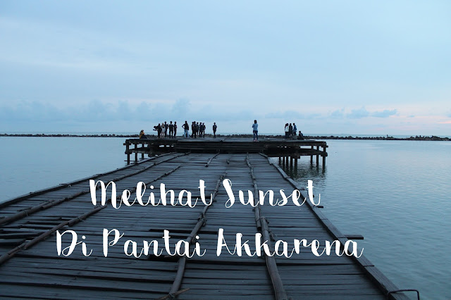 Pantai Akkarena - Outbound Makassar