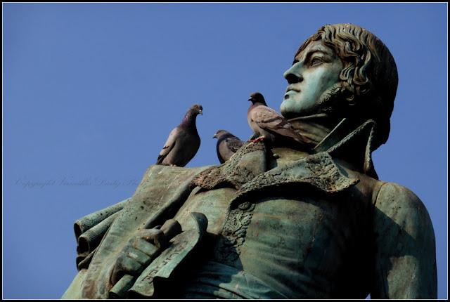 Statue Hoche Versailles