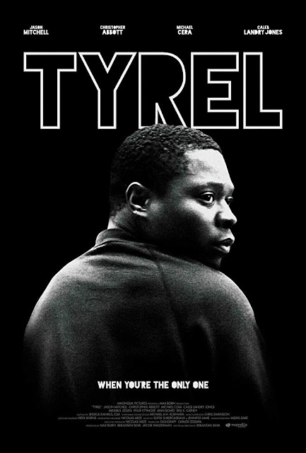 Tyrel 2018 movie poster Jason Mitchell Sebastián Silva