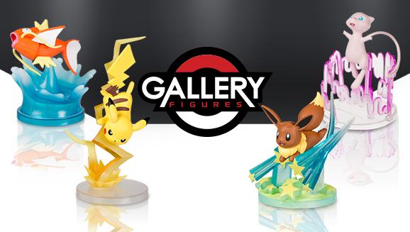 El día de Pokémon es celebrado con el lanzamiento de cuatro figuras especiales de la marca