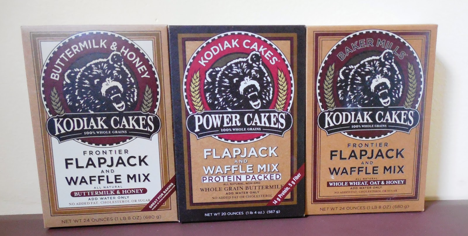 Kodiak Cakes Review Protein