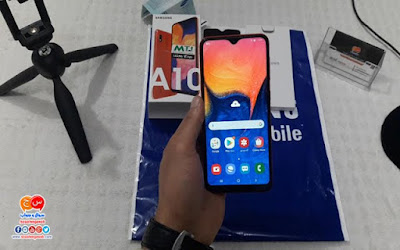 مراجعة ارخص هاتف من سامسونج Samsung Galaxy A10 فتح صندوق ومواصفات وعيوب ومميزات وسعر