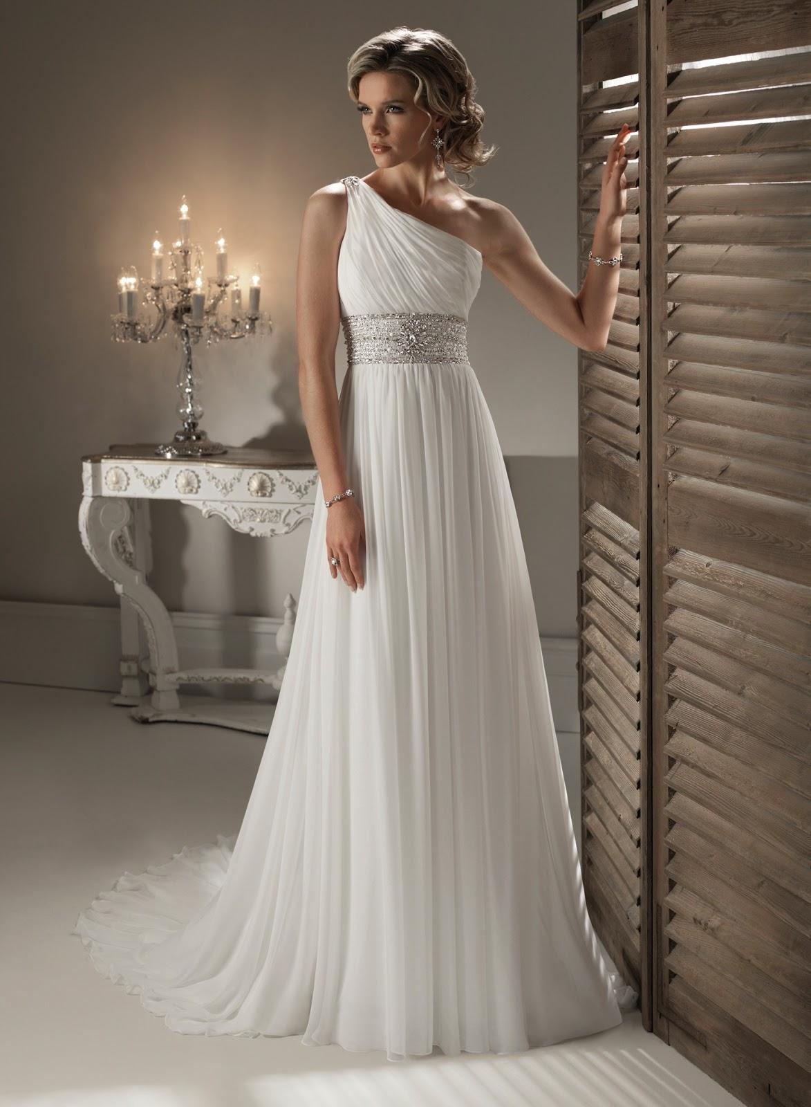 Pictures Of Wedding Dresses For Older Brides