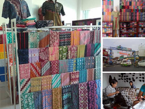 batik khas tasikmalaya jawa barat