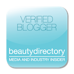 Beautydirectory Verified Blogger