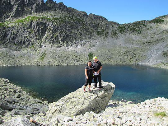 Wyżni Wielki Furkotny Staw (słow. Vyšné Wahlenbergovo pleso, niem. Oberer Wahlenbergsee, węg. Felső-Wahlenberg-tó).