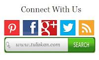 Membuat Widget Social Media Flipboard Style di Blog