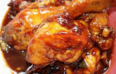 Semarak Sahur Dengan Ayam Saus Mentega