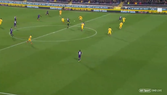 فيديو : فيورنتينا يفوز بسباعية على روما فى كأس إيطاليا الاربعاء  30-01-2019