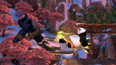 صور لعبة Kung Fu Panda