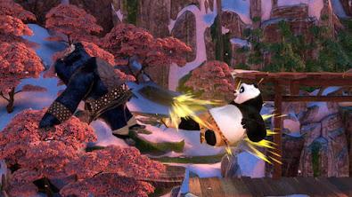 لعبة Kung Fu Panda