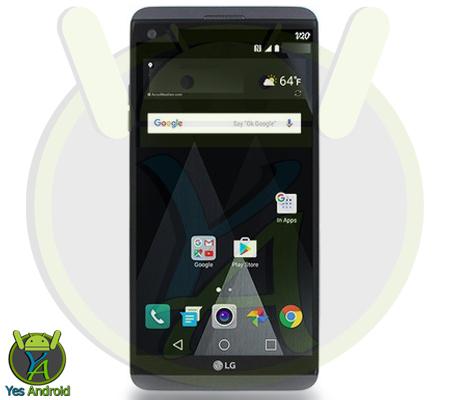 LG VS995 V20 XLTE Full Specs Technical Datasheet